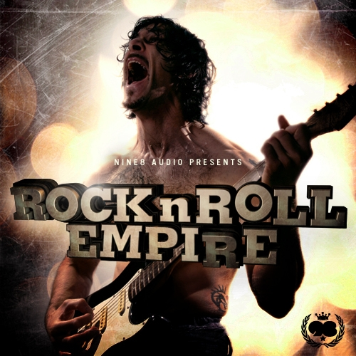 Nine 8 Audio Rock n Roll Empire MULTiFORMAT