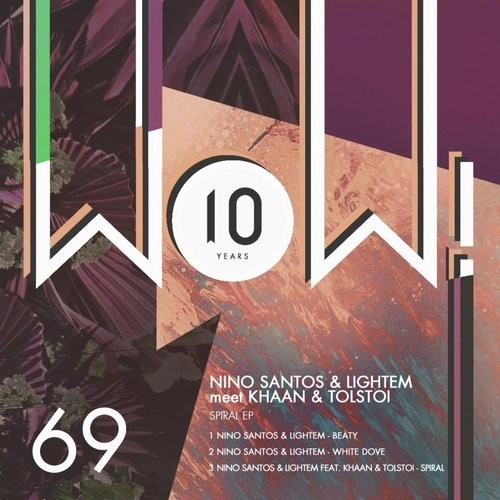 Nino Santos, Lightem – Spiral EP [WOW69]