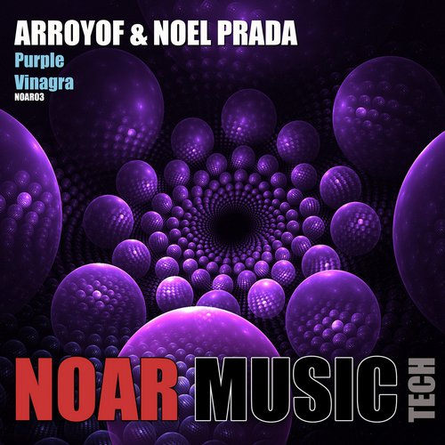 Noel Prada, ArroyoF - Purple [10095561]