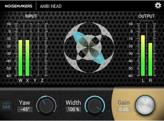 Noise Makers Ambi Head v1.0 [WiN-OSX] Regged-R2R