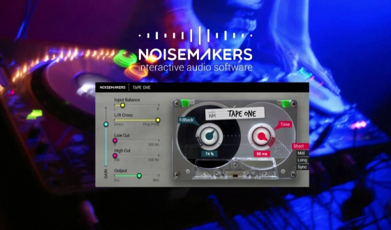 Noise Makers Plugins Pack 22.12.2015 by R2R