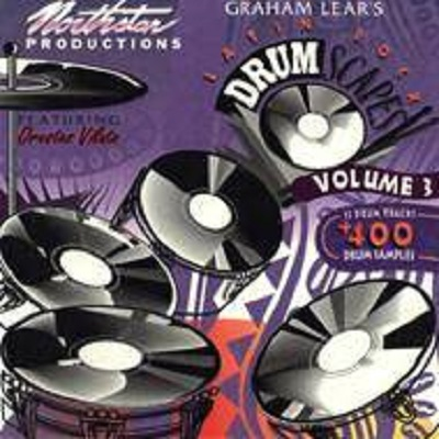 Northstar Productions Graham Lear's Latin Rock Drumscapes Vol 03-DViSO