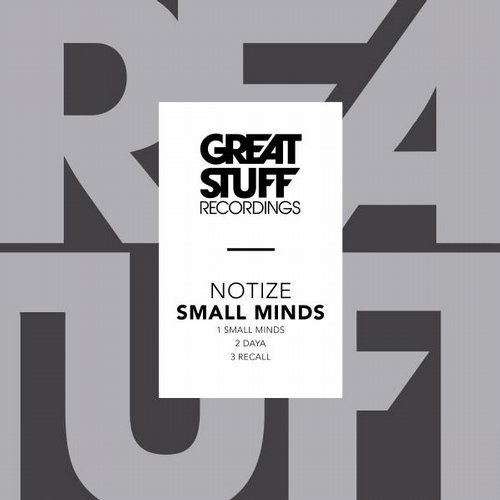 Notize – Small Minds [GSR269]