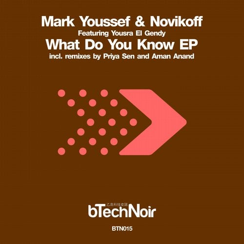 Novikoff, Mark Youssef - Lonely Nights [PBTM090]