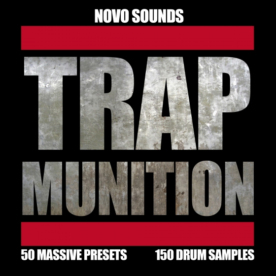 Novo Sounds TRAPMUNITION For Ni MASSiVE NSMV