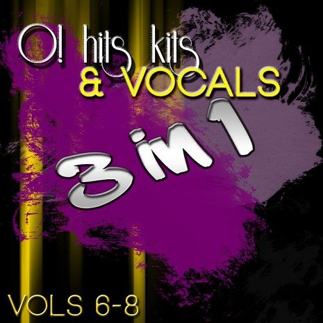 O! Samples O! Hits Kits and Vocals 3 in 1 Vols 6-8 WAV MiDi-MAGNETRiXX