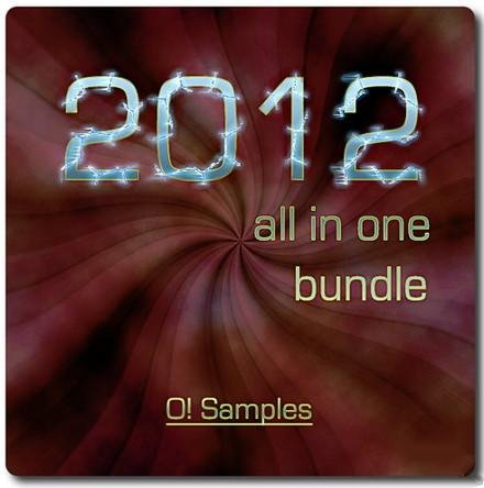 O! Samples O! Samples All In One 2012 Bundle ACID WAV MiDi FXB-MAGNETRiXX