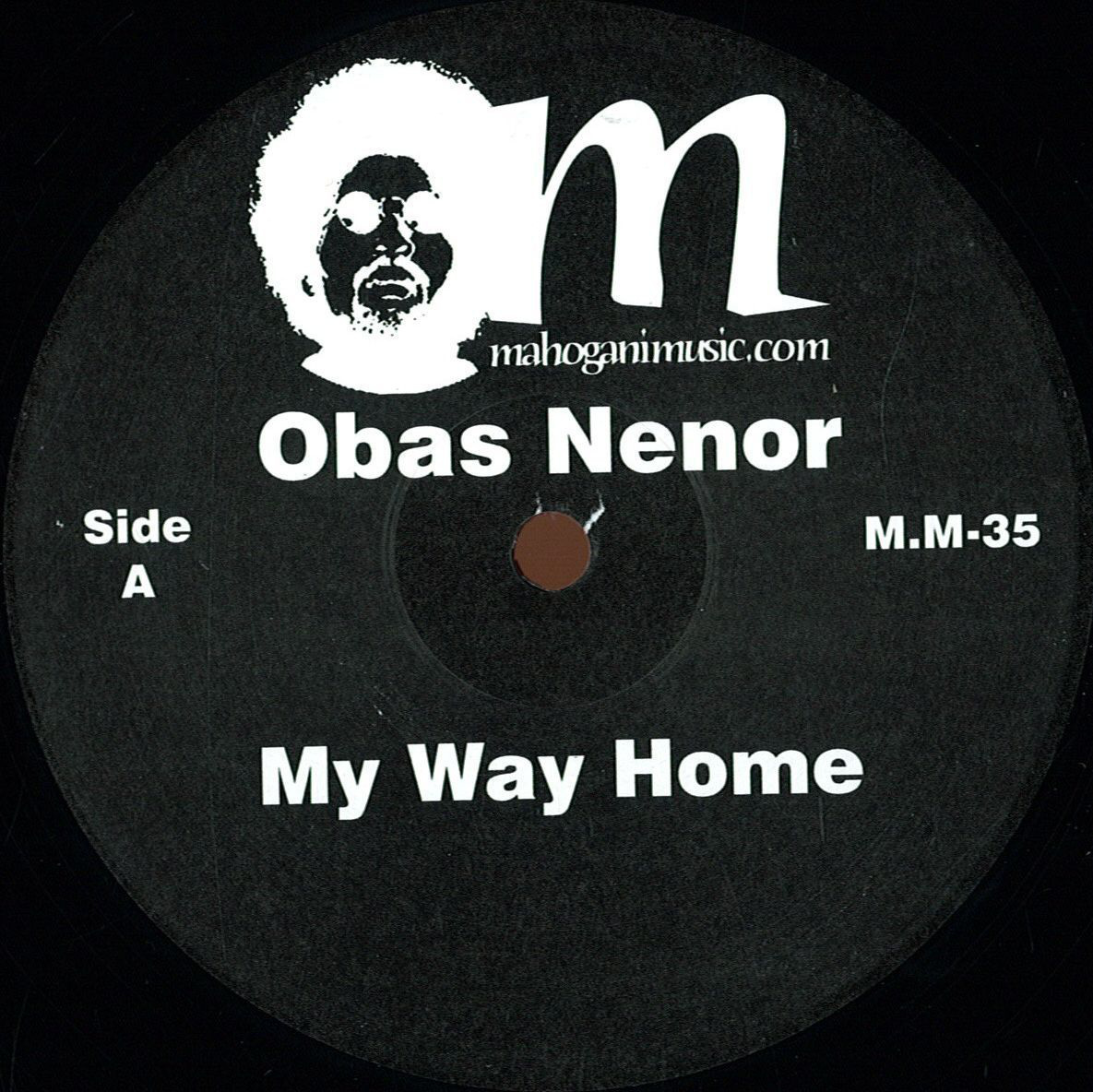 Obas Nenor - My Way Home [M.M-35]