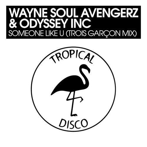 Odyssey Inc., Wayne Soul Avengerz - Someone Like You (Trois Garcon Mix) [TDR105]