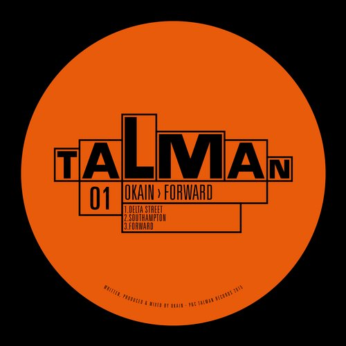 Okain – Forward [TALMAN01]