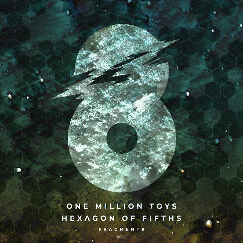 One Million Toys - Hexagon of Fifths [F8M002]