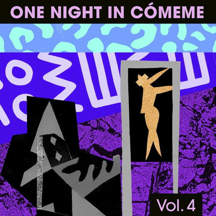 VA - One Night In Cómeme Vol. 4