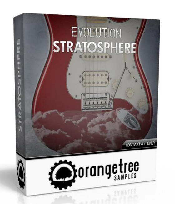 Orange Tree Samples Evolution Electric Guitar Stratosphere KONTAKT