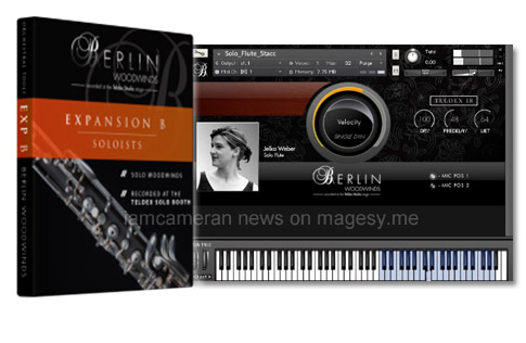 Orchestral Tools Berlin Woodwinds EXP B KONTAKT