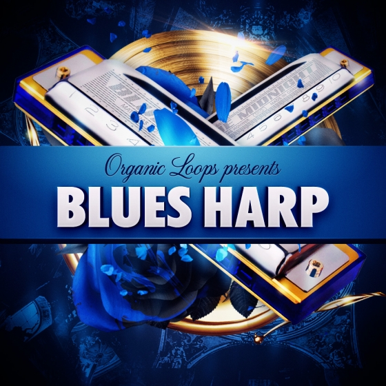Organic Loops Blues Harp WAV REX-AUDIOSTRiKE