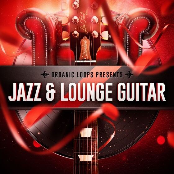 Organic Loops Jazz and Lounge Guitar WAV REX