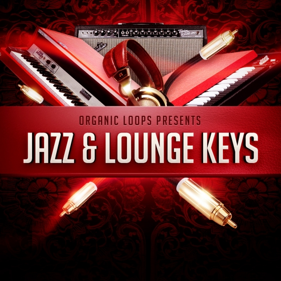 Organic Loops Jazz and Lounge Keys WAV REX-AUDIOSTRiKE