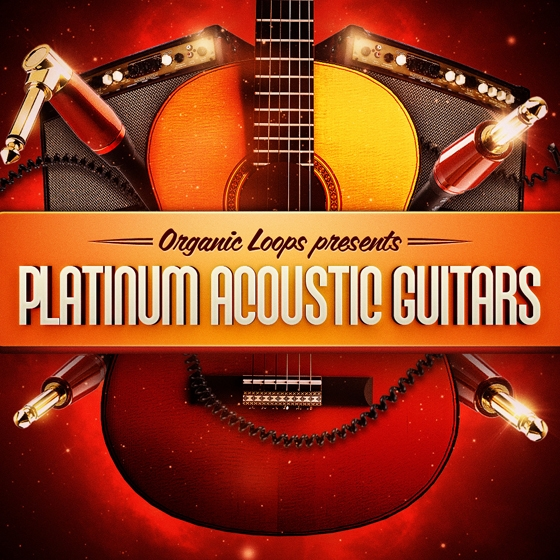 Organic Loops Platinum Acoustic Guitars WAV REX