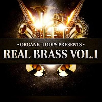 Organic Loops Presents Real Brass Vol.1 ACID WAV REX2 MiDi-MAGNETRiXX