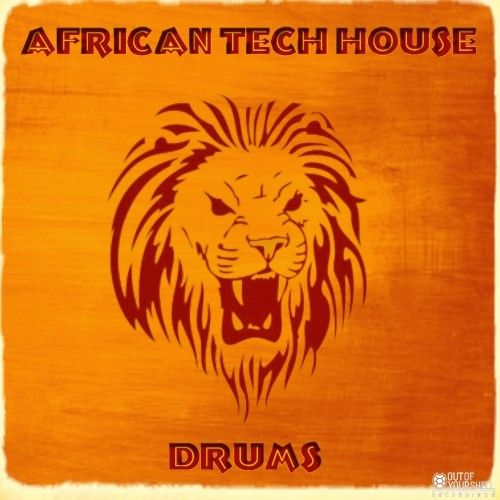 Out Of Your Shell Sounds African Tech House Drums ACID WAV