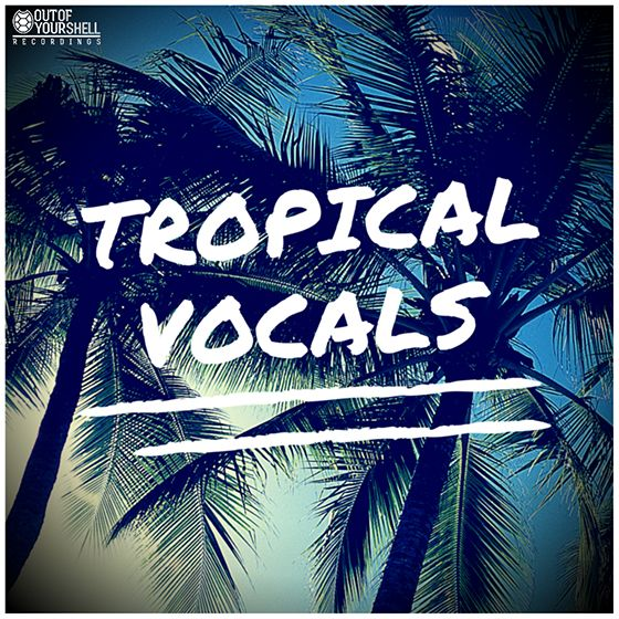 Out Of Your Shell Sounds Tropical Night Vocals WAV MiDi