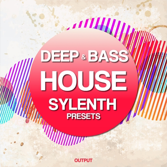 Output Deep and Bass House Sylenth Presets FXB-AUDIOSTRiKE