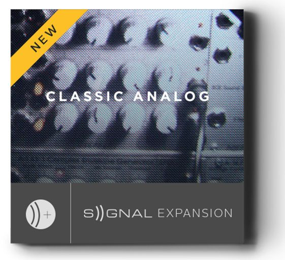Output signal classic analog expansion pack kontakt for Classic house sample pack