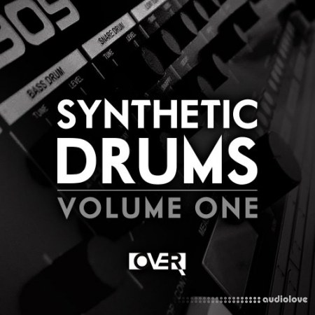 Over Samples Synthetic Drums Vol.1 WAV DAW Templates