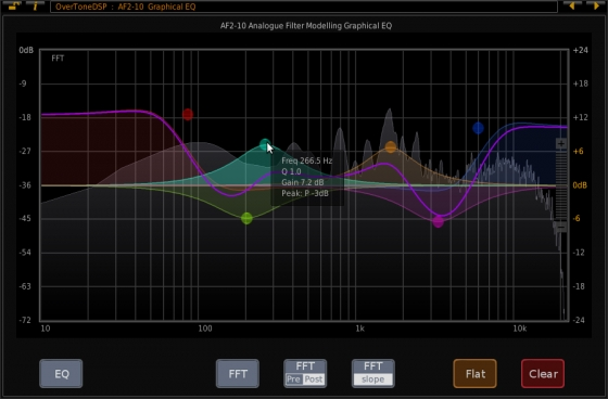 OverTone DSP Plug-in Bundle v11.01.2016 WIN OSX LINUX
