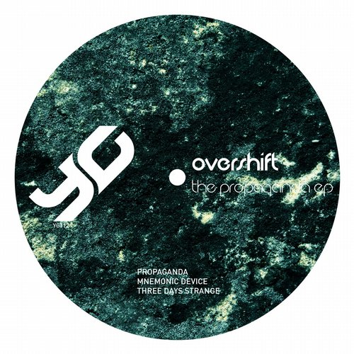 Overshift – The Propaganda EP [YG112]