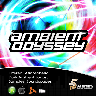 P5 Audio Ambient Odyssey Sample Pack ACID WAV-KRock