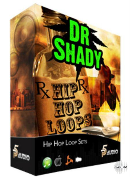 P5 Audio Dr Shady Hip Hop MULTIFORMAT-DISCOVER