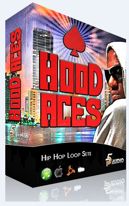 P5 Audio Hood Aces ACID WAV-DISCOVER