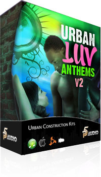 P5 Audio Urban Luv Anthems Vol.2 MULTiFORMAT-DISCOVER