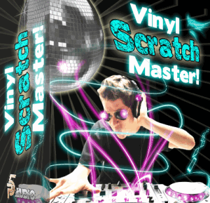 P5 Audio Vinyl Scratch Master ACID WAV