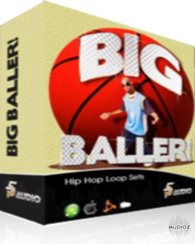 P5Audio Big Baller Hip Hop ACID WAV