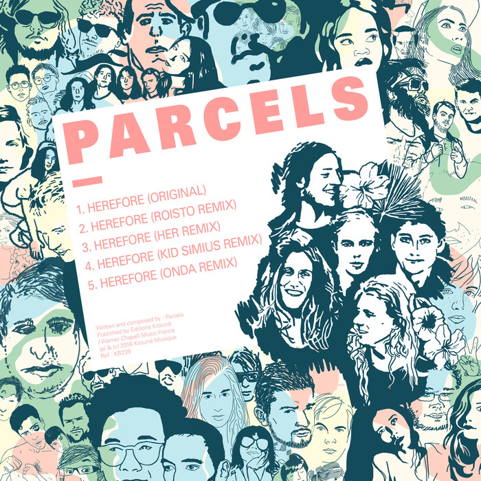 Parcels – Kitsune: Herefore (Remixes) [105932]