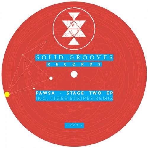 PAWSA - Stage Two EP [SGR002]