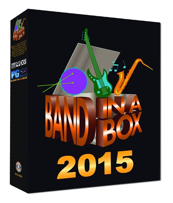 PG Music Band-in-a-Box 49 PAK for Band-in-a-Box® For MAC