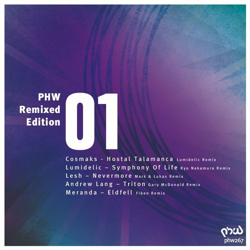 PHW Remixed Edition, Vol. 1 [PHW267]