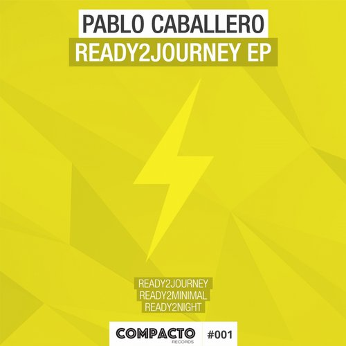 Pablo Caballero - Ready2Journey EP [CR 001]