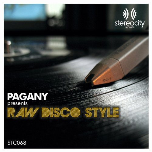 Pagany - Raw Disco Style [STC068]