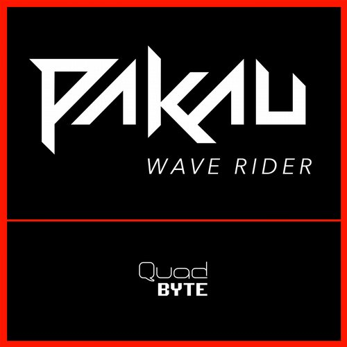 Pakau - Wave Rider - Single [QBR0016]