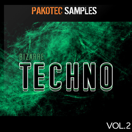 Pakotec Samples Bizarre Techno Vol.2 ACID WAV REX AIFF-DISCOVER