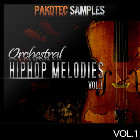 Pakotec Samples Orchestral Hip-Hop Melodies Vol.1 ACID WAV AIFF-DISCOVER