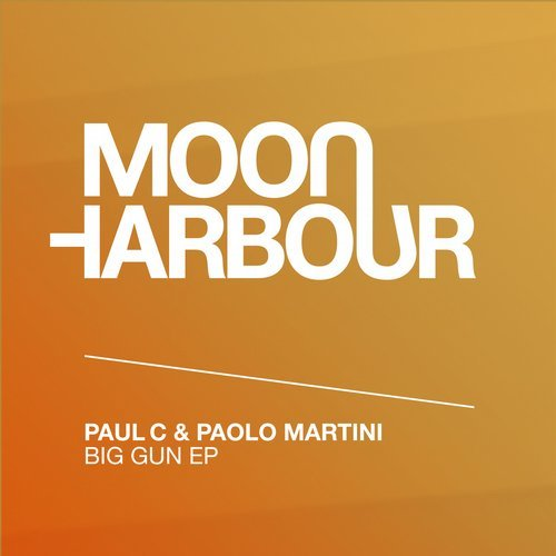 Paolo Martini, Paul C – Big Gun EP [MHR096]
