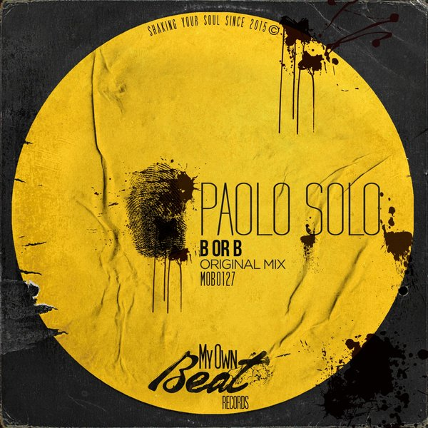 Paolo Solo - Accident [OR077]