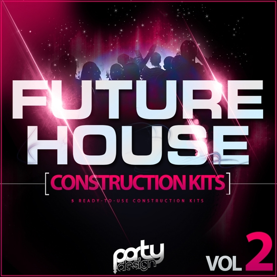 Party Design Future House Construction Kits 2