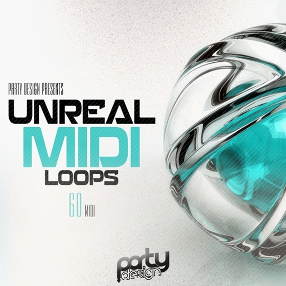 Party Design Unreal MIDI Loops MiDi