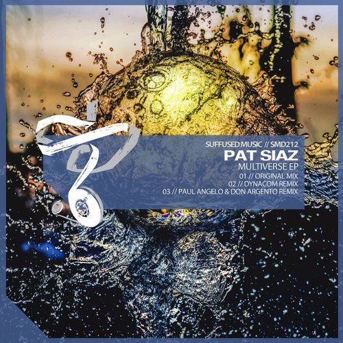 Pat Siaz - Multiverse [SMD212]